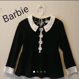 バービー(Barbie)のBarbie 130㎝ トップス(Tシャツ/カットソー)