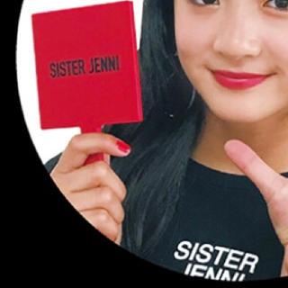 ジェニィ(JENNI)の新品☆JENNI 最新 ジェニー オリジナル ハンドミラー(ミラー)