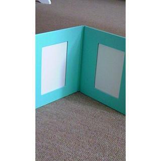 ティファニー(Tiffany & Co.)のティファニー ブルー 写真立て ブック型(フォトフレーム)