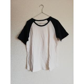 ムジルシリョウヒン(MUJI (無印良品))の【006】半袖ティーシャツ(Tシャツ/カットソー(半袖/袖なし))