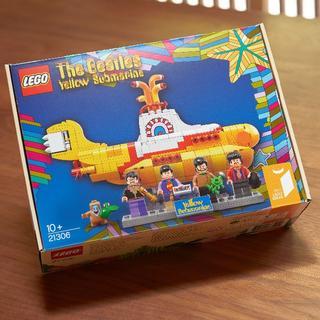 レゴ(Lego)のLEGO 21306 The Beatles Yellow Submarine (知育玩具)