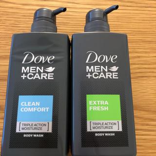 ユニリーバ(Unilever)のDOVE MEN ボディソープ(ボディソープ/石鹸)