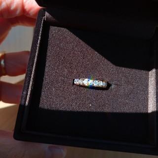 エタニティリング ダイヤモンドリング 1.00ct 豪華 綺麗(リング(指輪))