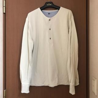 ギャップ(GAP)のgap 長袖カットソー メンズXL(Tシャツ/カットソー(七分/長袖))