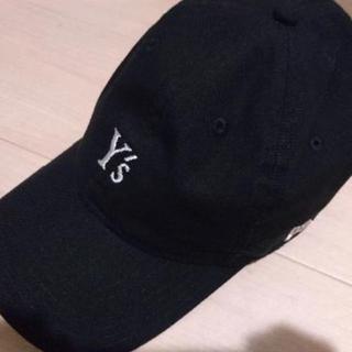 ワイズ(Y's)のy's ワイズ キャップ  未使用品(キャップ)