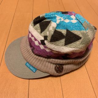 ラグマート(RAG MART)のラグマート 帽子 キャップ 50㎝(帽子)