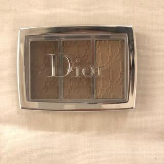 ディオール(Dior)のディオール バックステージ ブロウ パレット 001 ライト(パウダーアイブロウ)