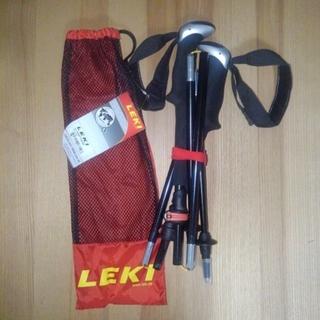 レキ(LEKI)の★ 軽量 LEKI レキ かしわさん専用(登山用品)