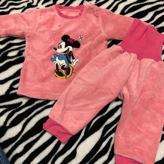 ディズニー(Disney)のパジャマ 冬物 80(パジャマ)