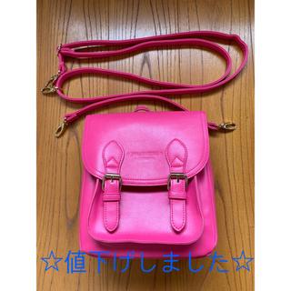 ドーリーガールバイアナスイ(DOLLY GIRL BY ANNA SUI)の☆新品未使用☆ドーリーガール 3wayバッグ(ショルダーバッグ)