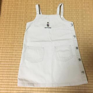 ラルフローレン(Ralph Lauren)のラルフローレン ワンピース ジャンパースカート3T(ワンピース)