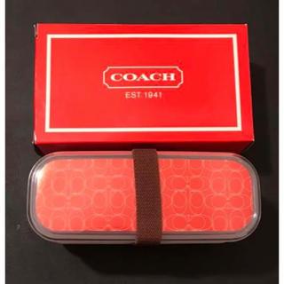 コーチ(COACH)のCOACH お弁当箱 非売品 未使用新品(弁当用品)