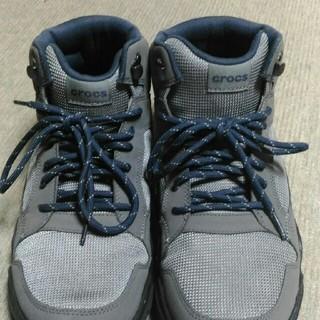 クロックス(crocs)のcrocs クロックス 軽量ブーツ トレッキングシューズ(ブーツ)