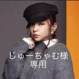 エイチアンドエム(H&M)の安室奈美恵 H&M キャスケットXS/S(キャスケット)