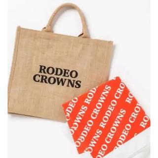 ロデオクラウンズワイドボウル(RODEO CROWNS WIDE BOWL)のRCWB ノベルティ(その他)