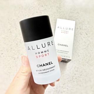 シャネル(CHANEL)の未使用 CHANEL デオドラント ALLURE HOMME SPORT(制汗/デオドラント剤)