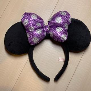 ディズニー(Disney)のミニーカチューチャ(カチューシャ)