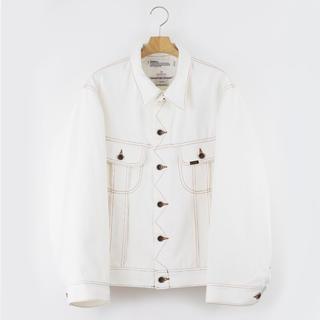 """ジエダ(Jieda)のDAIRIKU """"Non-Wash Denim Jacket""""(Gジャン/デニムジャケット)"""