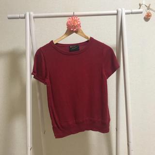 カスタネ(Kastane)のkastane 裾スリットプルオーバー(カットソー(半袖/袖なし))