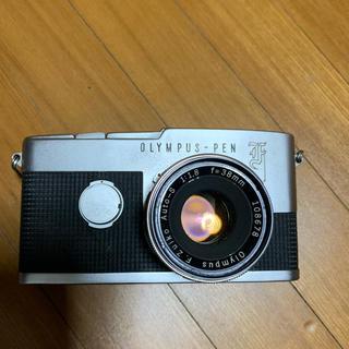 オリンパス(OLYMPUS)の  カメラ  OLYMPUS   PEN-F (フィルムカメラ)