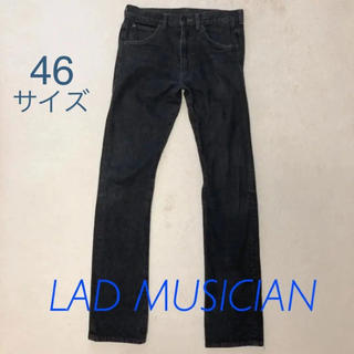 ラッドミュージシャン(LAD MUSICIAN)のLAD MUSICIAN★ブラックジーンズ(デニム/ジーンズ)