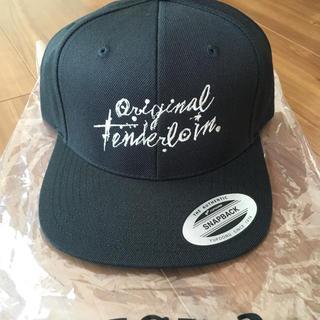 テンダーロイン(TENDERLOIN)のTENDERLOIN テンダーロイン cap キャップ 未使用(キャップ)
