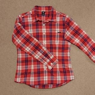 モンベル(mont bell)の【kouyoga様専用】mont-bell 長袖シャツ 薄手  XS(150㎝)(Tシャツ(長袖/七分))