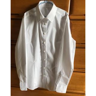 イオン(AEON)のワイシャツ  レディース(シャツ/ブラウス(長袖/七分))