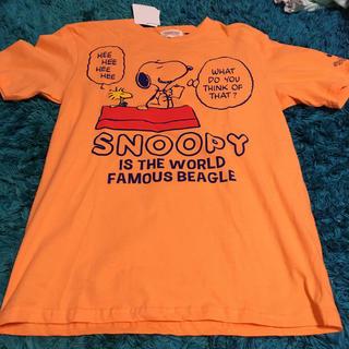 スヌーピー(SNOOPY)のスヌーピー   Tシャツ(Tシャツ/カットソー(半袖/袖なし))
