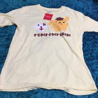 ポムポムプリン(ポムポムプリン)のポムポムプリン Tシャツ(Tシャツ/カットソー(半袖/袖なし))