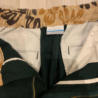 コロンビア(Columbia)のコロンビア ハーフパンツ XL 美品(ショートパンツ)