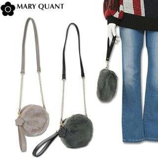 マリークワント(MARY QUANT)の【未使用】ファースイングデイジー ショルダー(ショルダーバッグ)