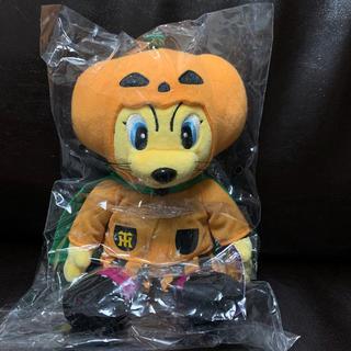 ハンシンタイガース(阪神タイガース)のトラッキー ぬいぐるみ(応援グッズ)