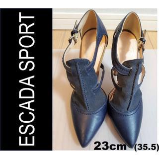 エスカーダ(ESCADA)の【美品】ESCADA SPORT ハイヒール 23cm(35.5)(ハイヒール/パンプス)