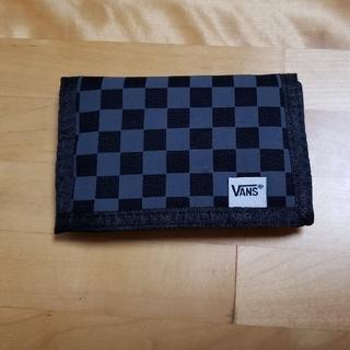 ヴァンズ(VANS)の【新品】VANS バリバリ財布(財布)
