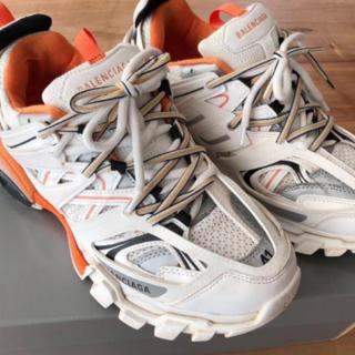 バレンシアガ(Balenciaga)のBALENCIAGA track Sneaker サイズ41(スニーカー)