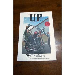 9/27発売 最新11月号●THE UP MAGAZINE Vol.01 新品 (車/バイク)