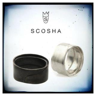 ロンハーマン(Ron Herman)のSCOSHA シルバーリング(リング(指輪))