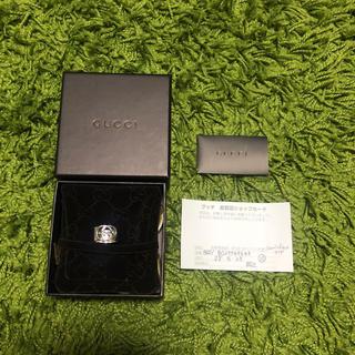グッチ(Gucci)のGUCCI シルバーリング 10号(リング(指輪))