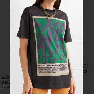 アクネ(ACNE)の値下げ acne studios tシャツ(Tシャツ(半袖/袖なし))
