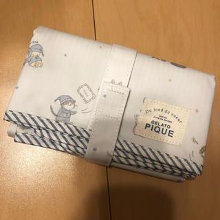 ジェラートピケ(gelato pique)のジェラートピケ オムツシート 新品未使用(おむつ替えマット)