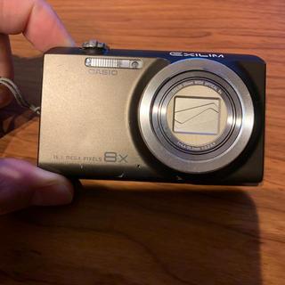 カシオ(CASIO)のジャンク品 CASIO デジカメ(コンパクトデジタルカメラ)