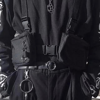 OFF-WHITE - 【海外輸入品】ハーネスバッグ•チェストバッグ HGUL BAG9