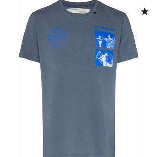 オフホワイト(OFF-WHITE)の新作 OFF-WHITE Hardcore Caravaggio Tシャツ(Tシャツ/カットソー(半袖/袖なし))