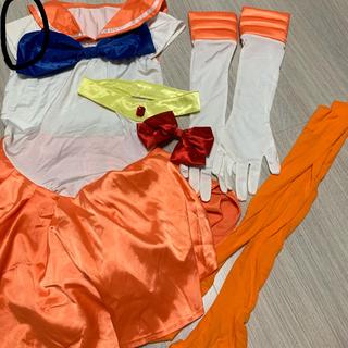 セーラームーン(セーラームーン)のセーラームーン ヴィーナス コスプレ 衣装(衣装)
