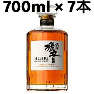 サントリー(サントリー)のアンパンマン様 響 HIBIKI 700ml 7本 セット(ウイスキー)