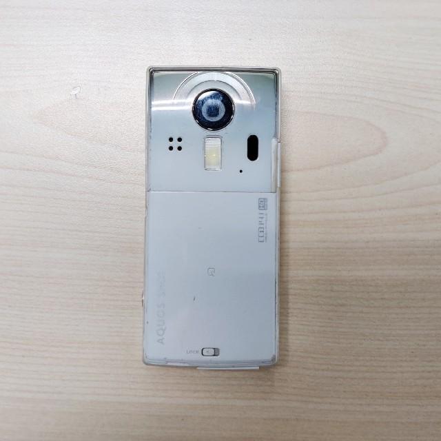 NTTdocomo(エヌティティドコモ)のドコモ 下取り用ガラケー スマホ/家電/カメラのスマートフォン/携帯電話(携帯電話本体)の商品写真