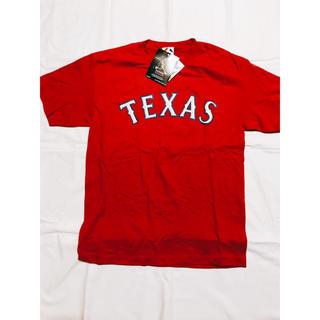 ホッカイドウニホンハムファイターズ(北海道日本ハムファイターズ)のテキサス・レンジャーズ Tシャツ ダルビッシュ(Tシャツ/カットソー(半袖/袖なし))