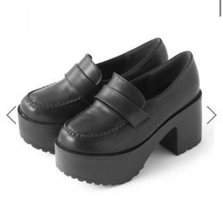 グレイル(GRL)の厚底ボリュームローファー[ds76](ローファー/革靴)