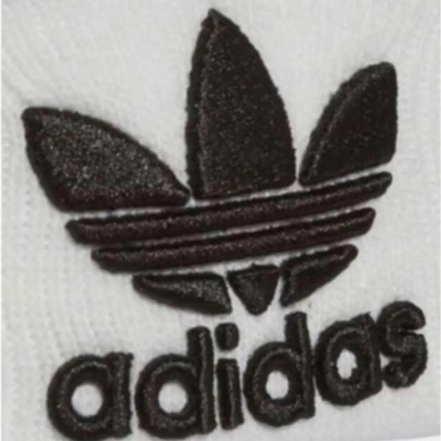 adidas(アディダス)のタイムセール!!adidas  ニット帽 白 レディースの帽子(ニット帽/ビーニー)の商品写真